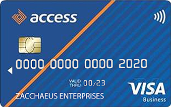 Access Bank - Business Debit Card