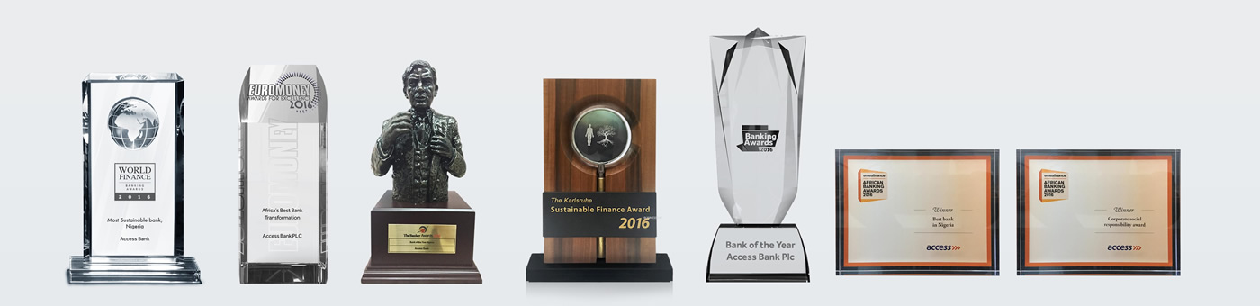 Access Bank Group | Our Awards