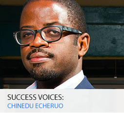 Success Voices: Chinedu Echeruo